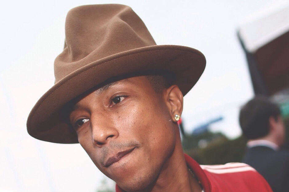 "Pharrell Hat Auction ""i'm Auctioning Off my Hat"